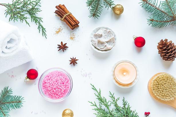 christmas spa gift health and beauty for