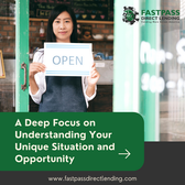 Fast Pass Direct Lending