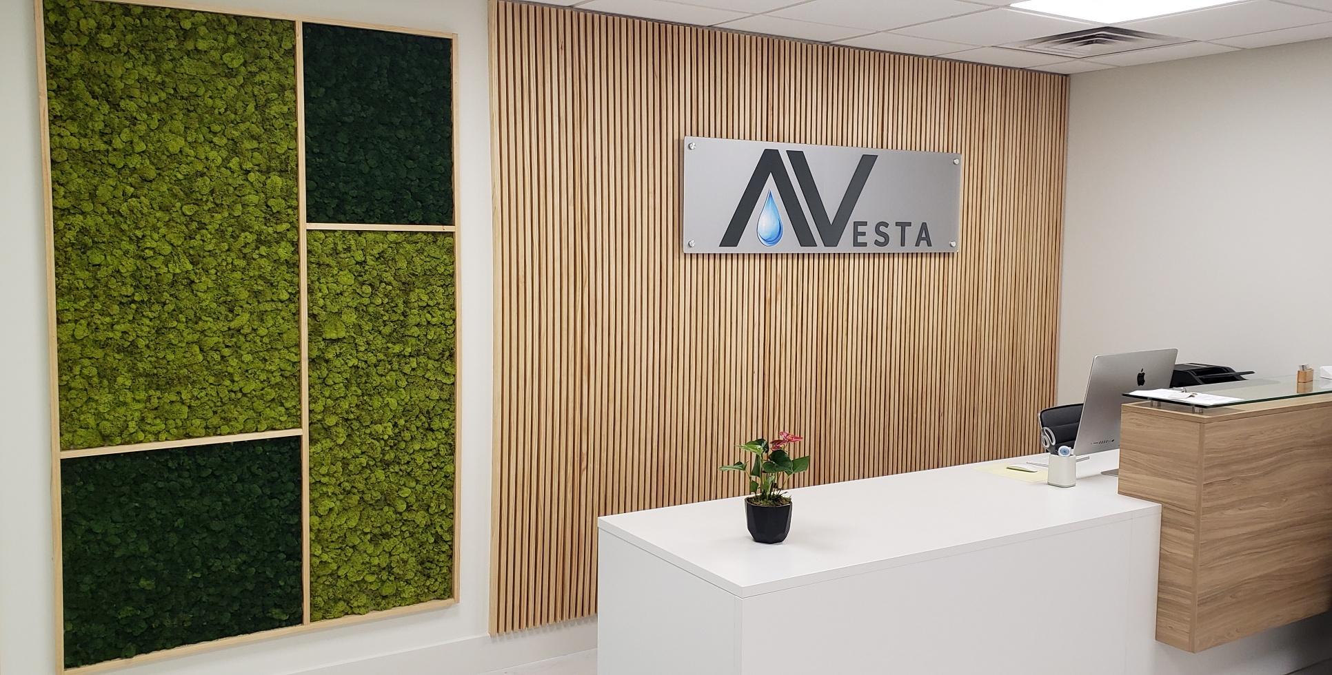 Avesta McLean Entrance
