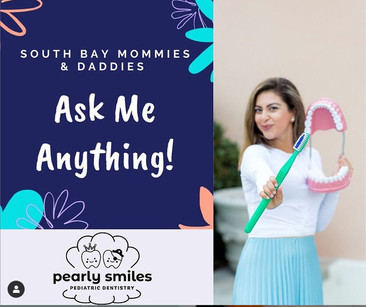 pearly smiles pediatric dentistry instag