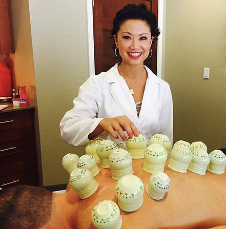 Teresa Shen, Acupuncturist at Eastern Medical Center