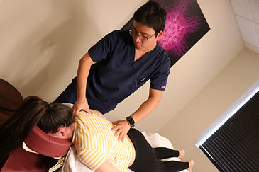 Acupressure and Massage to feel and understand muscle issues