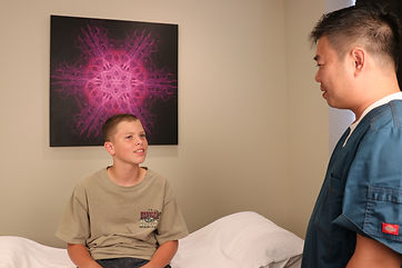 Pediatrics Health and Acupuncture