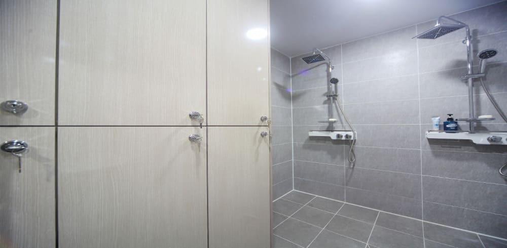 동탄 반송동 모모스웨디시 샤워실