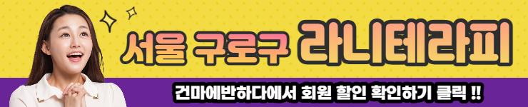 서울 구로구 라니테라피 건마에반하다
