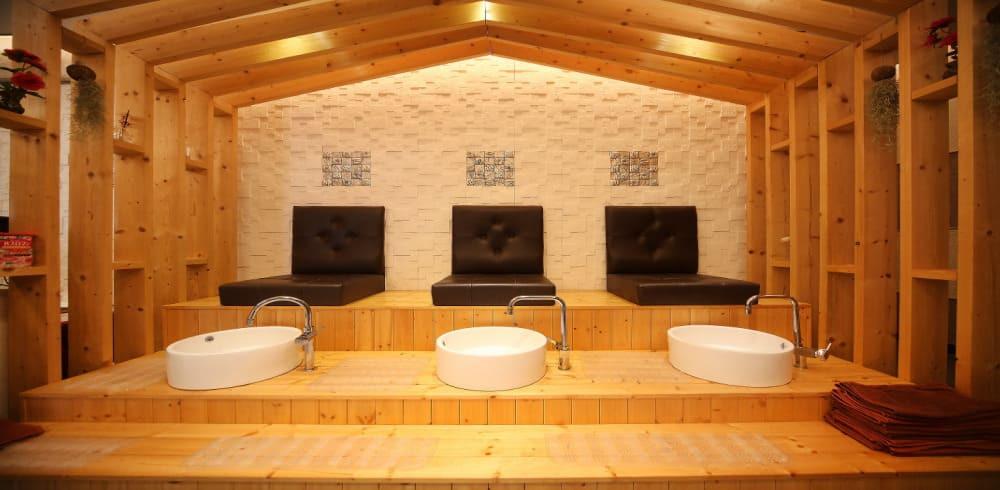 인천 서창동 블루스웨디시 족욕실