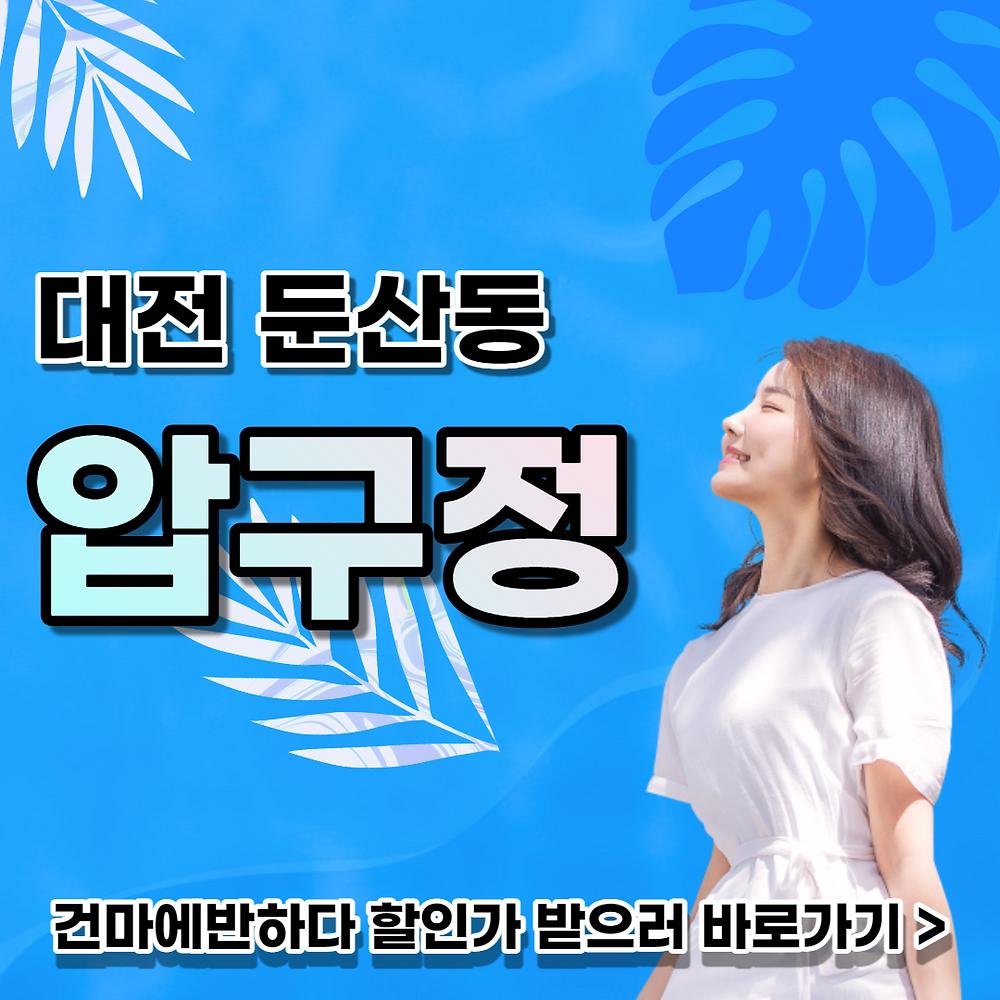 대전 둔산동 압구정