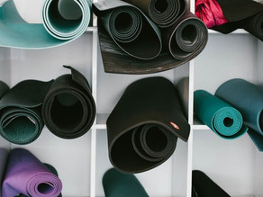 Therapy Couch meets Yoga Mat!