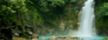 Waterfall swimming accomodation costa ri