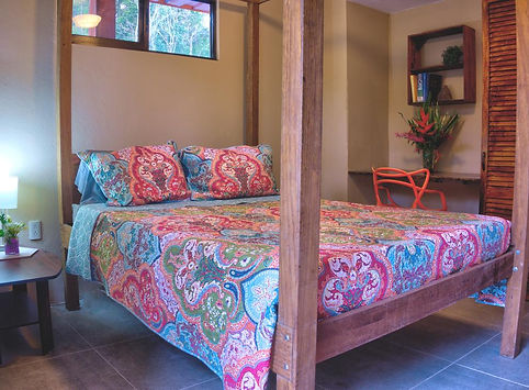 Bedroom 2 Costa rica jungle intimate cer