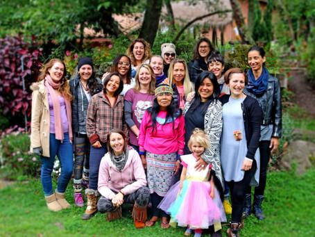 October Women's Group