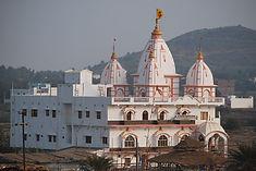 IKCM does Temple construction