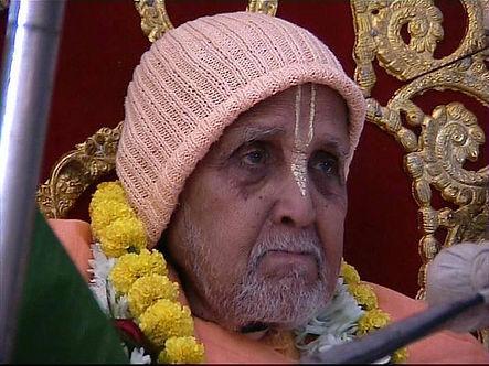 Srila Bhaktivaibhava Puri Maharaja
