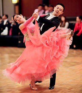 Ballroom dancing singapore