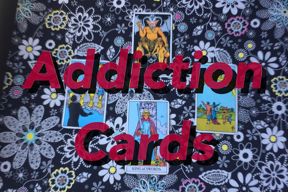 Addiction Cards