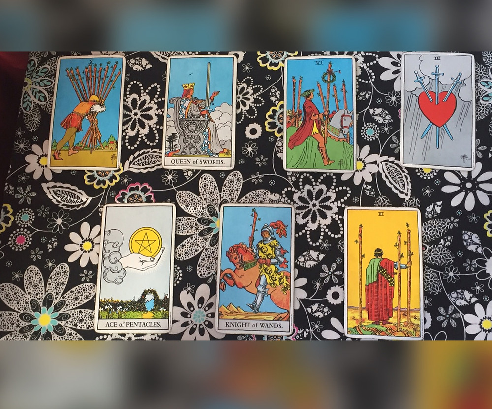 Unusual Tarot Cards