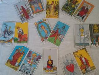 Zodiac Tarot Spread