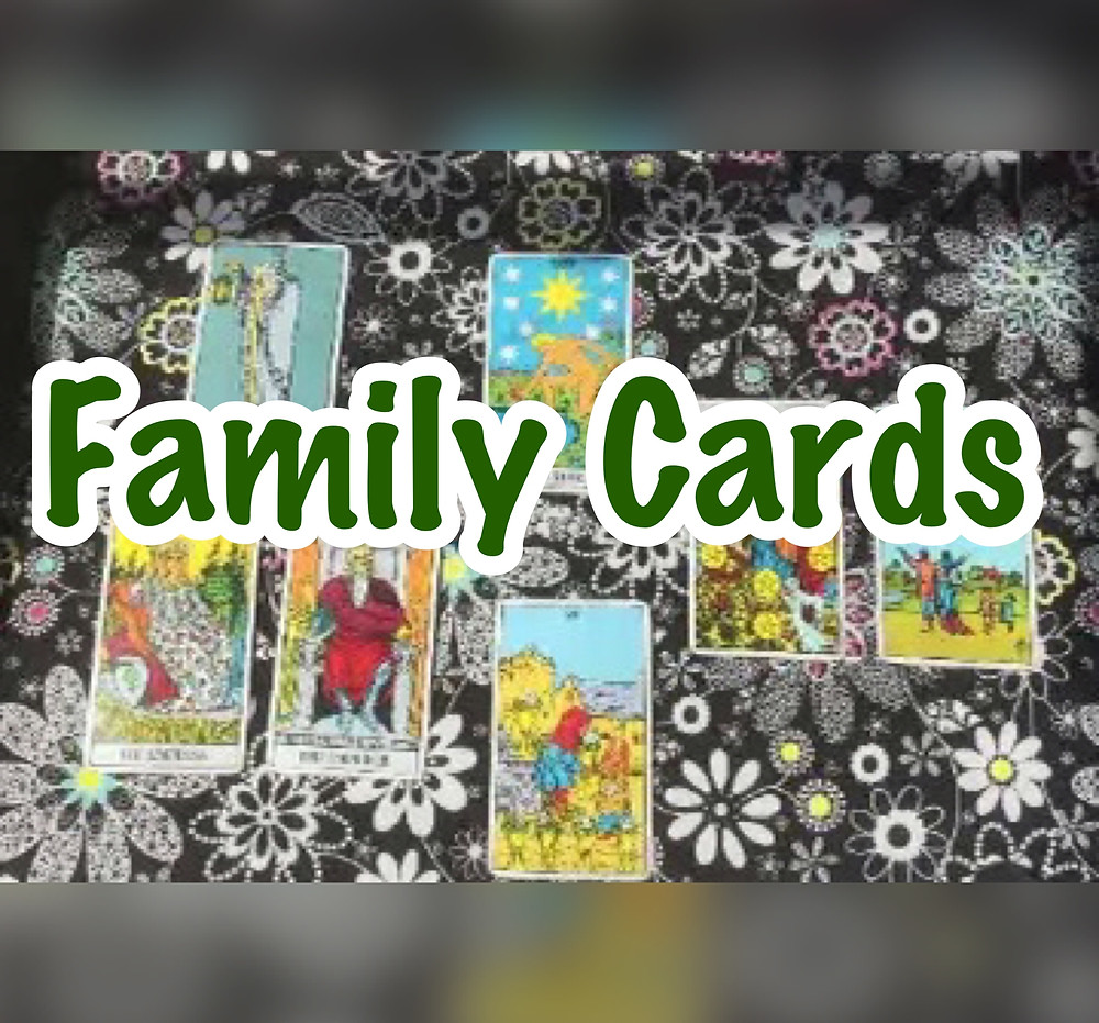Family Cards in the Tarot