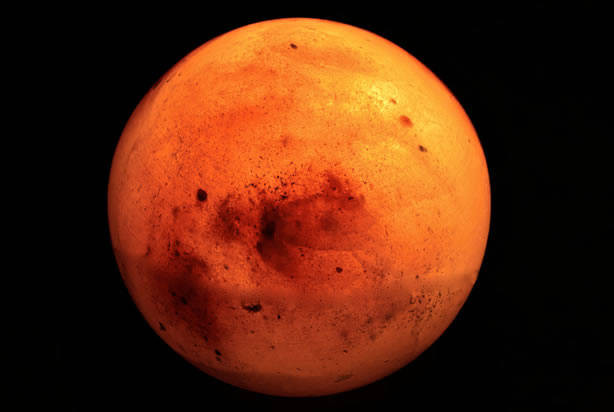 The Warrior Planet Mars