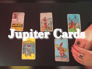 Jupiter Cards in the Minor Arcana of the Tarot Deck