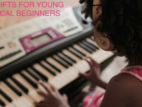 Top gifts for Young Musical Beginners