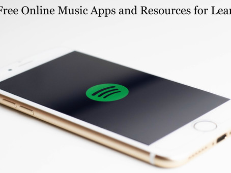 Fun Free Online Music Apps and Resources for Learning