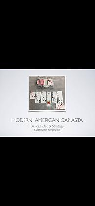 Modern American Canasta: Basics, Rules, & Stategy