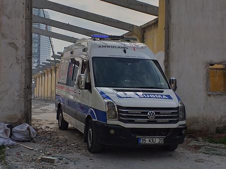 İZMİR ÖZEL AMBULANS Servisi Türkiye'nin Her yerine 7/24 Sağlık Hizmeti vermekte