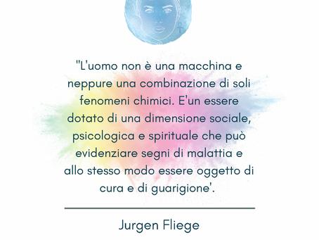 ''L'uomo non è una macchina e neppure una combinazione di soli fenomeni chimici…