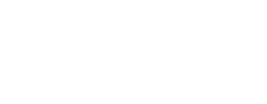 RISE exhibits and environments logo