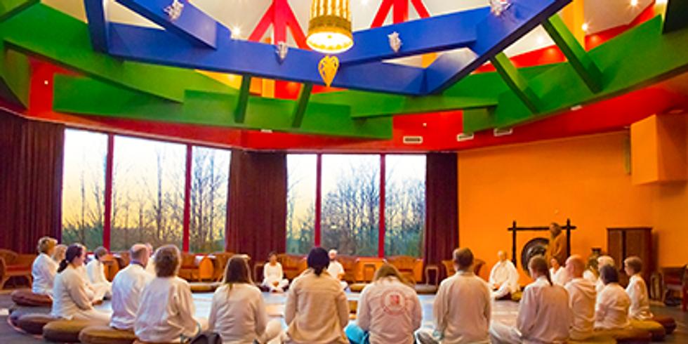 Meditation med Master Marcus - online