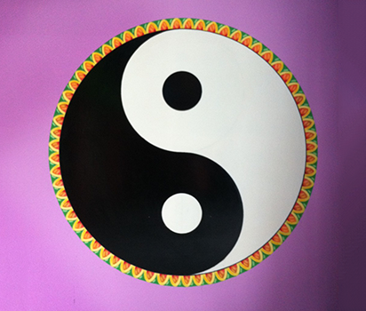 Vi vill uppnå balans mellan yin och yang