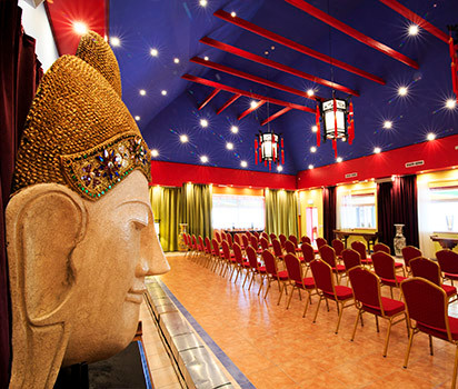 Yangtorp Conference Master Room