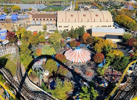 """สวนสนุกสุดหรรษา """"Hersheypark""""@America"""