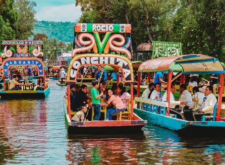 Xochimilco เมืองสีสันที่มีเอกลักษณ์ @Mexico