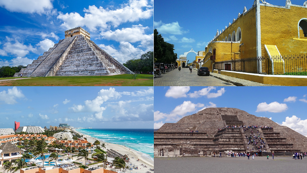 Power of Pyramids Mexico 8D4N BY CZ JUL-OCT20