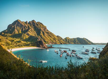 Padar Island@Indonesia