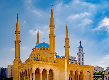 Beirut เมืองเบรุตอันงดงาม @Lebanon