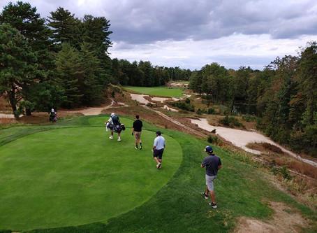 """สนามกอล์ฟที่ยิ่งใหญ่ที่สุดในปี 2019 -2020 """"Pine Valley Golf Club""""@America"""