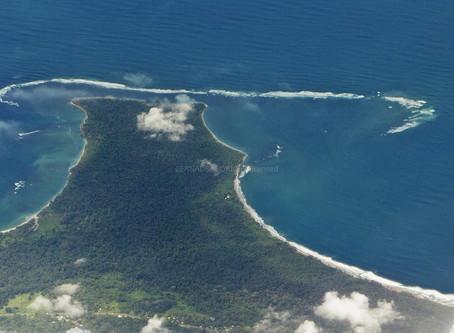 Cahuita National Park อุทยานทางบกและทะเล @Costa Rica