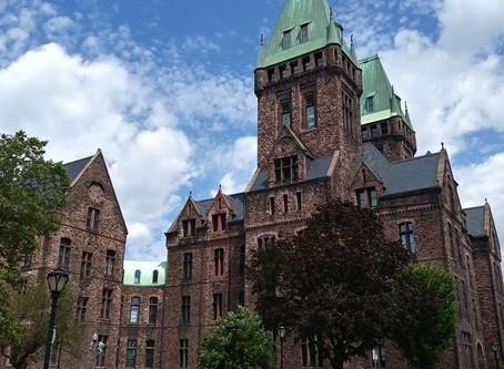 """สถานที่สำคัญทางประวัติศาสตร์ """"Richardson Olmsted Campus""""@America"""