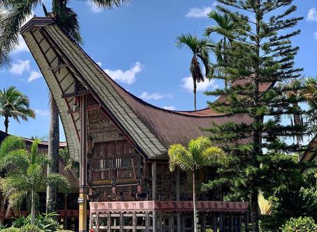 """""""ตงโกนัน"""" บ้านดั้งเดิมของชาวโทราจา@Indonesia"""
