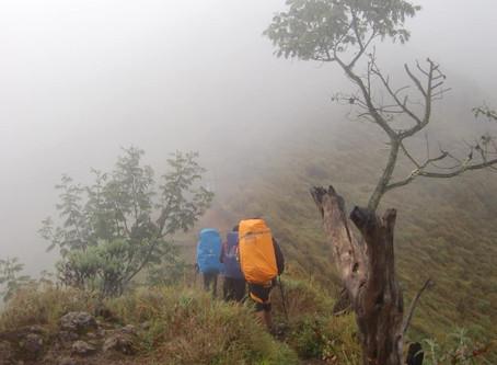 Mount Merbabu@Indonesia