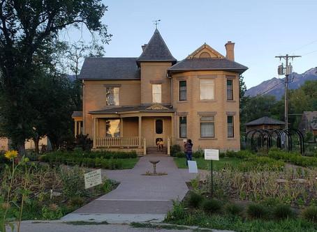 """ฟาร์มประวัติศาสตร์ """"Wheeler Historic Farm""""@America"""