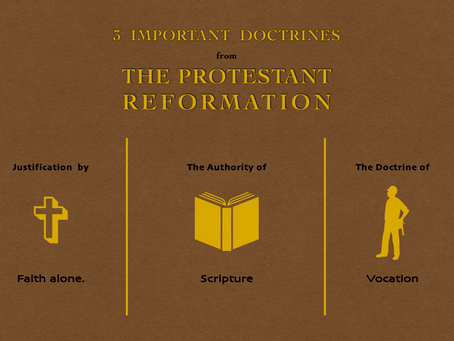 The Doctrine of Vocation