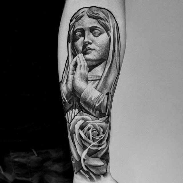 praying mary tattoo.jpg