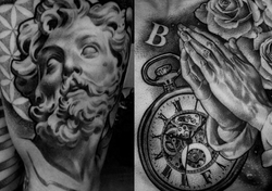 Saint longinus tattoo