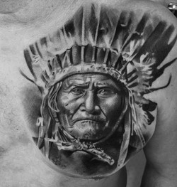 geronimo tattoo