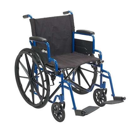 """Drive 20"""" Wheelchair 2 Week Rental"""