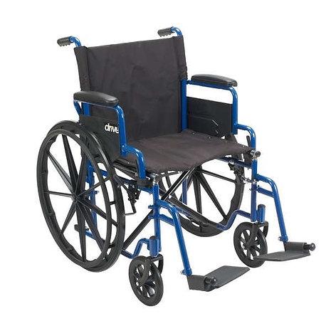 "Drive Blue Streak Wheelchair 20"""